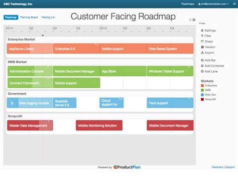 roadmap tool creating a compelling vision for your product roadmap