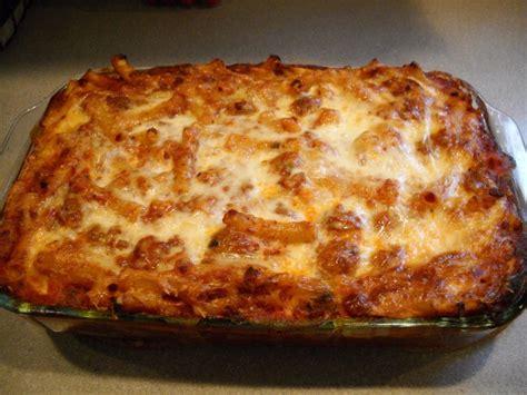 otoros ultimate baked ziti recipe italian food