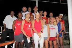 athlete hurricane bermuda athletes support hurricane relief bernews