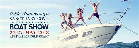 refuge cove the new americana series sanctuary cove international boat show 2018 i scibs