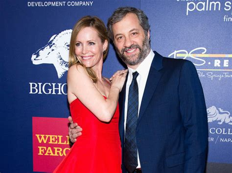 leslie mann husband movie leslie mann said her husband judd apatow isn t funny and