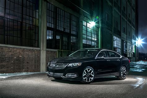 nissan impala 2015 chevy impala midnight edition heading to production