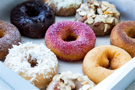 Donut Top best donut shops in america for great donuts coast to coast