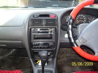 2001 suzuki cultus for sale, 1600cc., gasoline, automatic