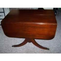Craigslist Dining Room Tables Duncan Phyfe Mahogany Drop Leaf Dining Room Table Polyvore