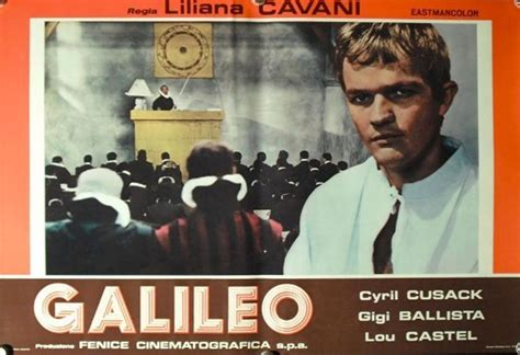 biography ni galileo galilei galileo 1968 movies liliana cavani