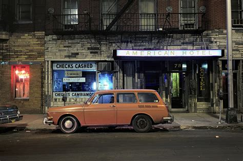 cars ny the lens langdon clay s 1970s photographs of
