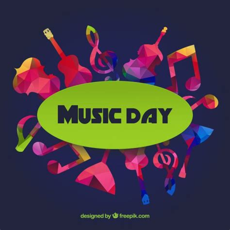 day songs free colorful day background vector premium