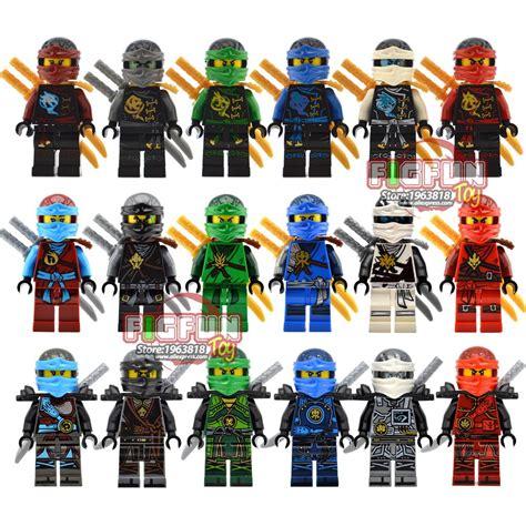 Lego China 2017 Pogo X Terbaru Murah popular ninjago figures set buy cheap ninjago figures set lots from china ninjago figures set