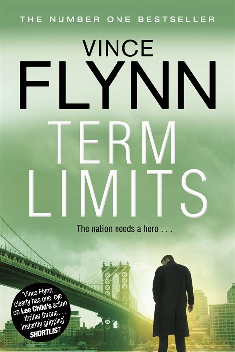 limits books term limits book by vince flynn official publisher