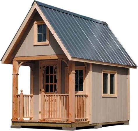 free cottage house plans tiny houses small spaces tiny cottage with loft free plans