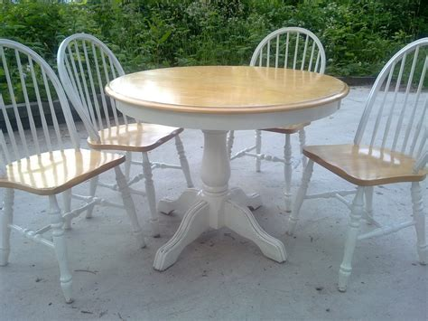 shabby chic table and chairs top 50 shabby chic dining table and chairs home