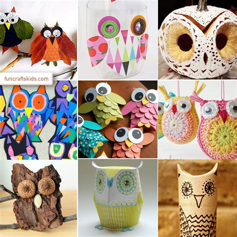 owl crafts 12 owl crafts what a hoot crafts