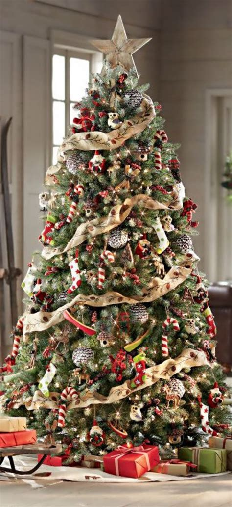 christmas tree with ribbons 20 awesome tree decorating ideas inspirations style estate