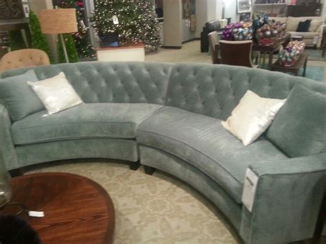 home decorators curved sofa 17 best images about sectionals on living
