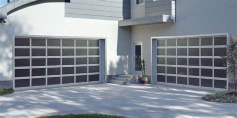 glass door suprize az new garage door installation gecko garage doors
