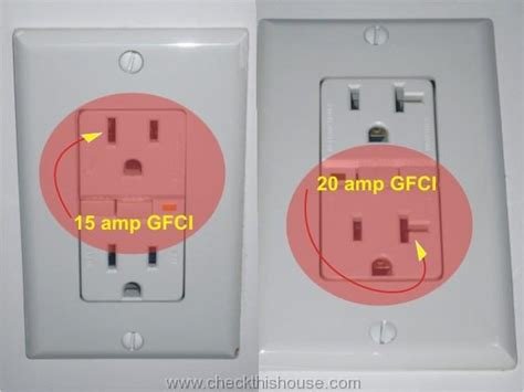 bathroom receptacle bathroom gfci receptacles and bathroom electrical components