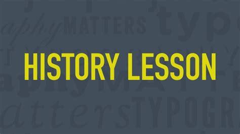typography matters typography matters psuweb