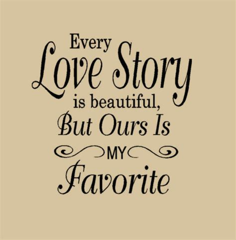 Wall Decal Every Story Is Beautiful Ours Is My Favorite 24x27 every story is beautiful but ours is my favorite wall decal on etsy 163 93 kr