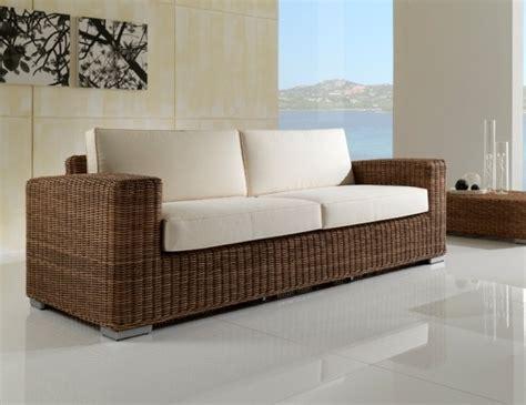 divani rattan offerte divano 3 posti polyrattan etnico outlet mobili etnici