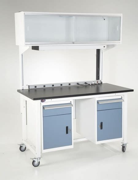 mobile lab bench model lhd ergonomic lab bench