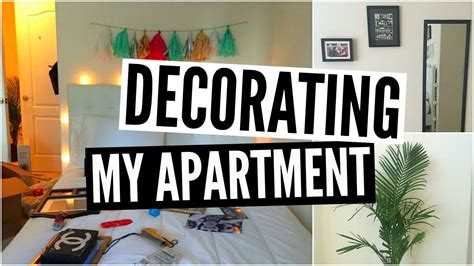 my appartment decorating my apartment youtube