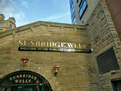 Plumb Centre Bradford by Sunbridge A Guide To What S Open In The Tunnels So