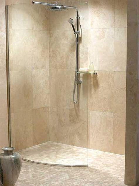 Travertine Bathroom Tile Ideas by Tips In Bathroom Shower Designs Bathroom Shower