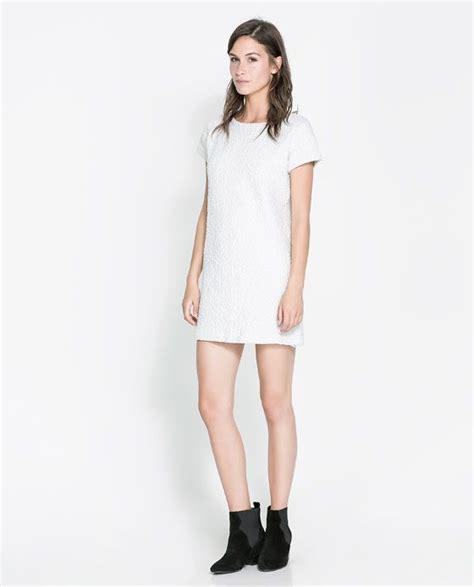Zipper Zara Dress dress with back zipper from zara shopping
