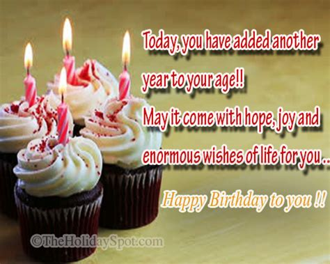 Quote About Birthdays Birthday Quotes
