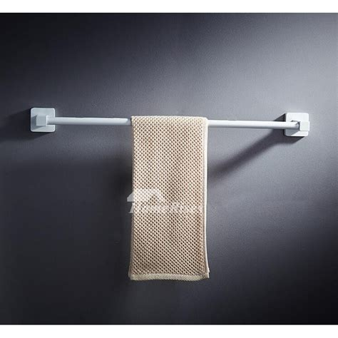 white towel racks bathroom modern wall mount white towel rack bathroom