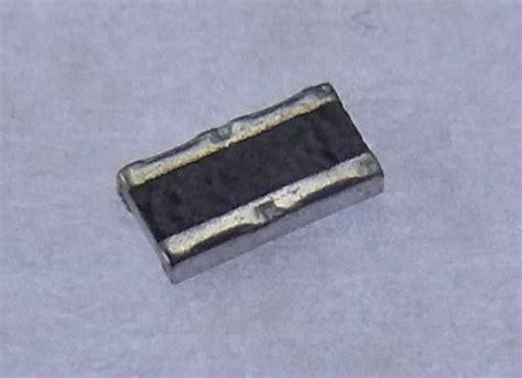 chip resistor koa 90 176 rotaded design