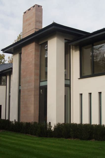 modern house remodelling modern exterior manchester lux modern house modern exterior manchester uk by