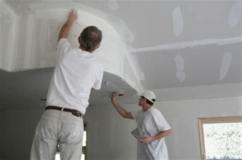 ceiling repair contractors sheet rock repair installation atlanta interior