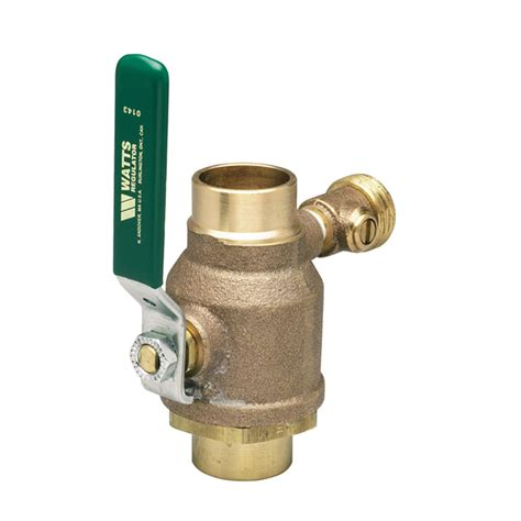 Watts Faucet by Watts 0207510 Rpv S 3 4 Quot Purge Valve