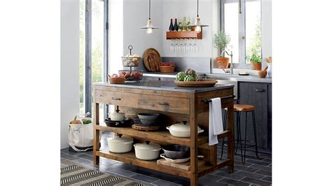 kitchen island reclaimed wood 2018 bluestone reclaimed wood large kitchen island reviews crate and barrel