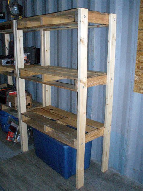 pallet sheds   pallet shelving units