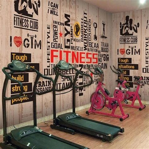 gym fitness motivation wall mural gallery wallrus