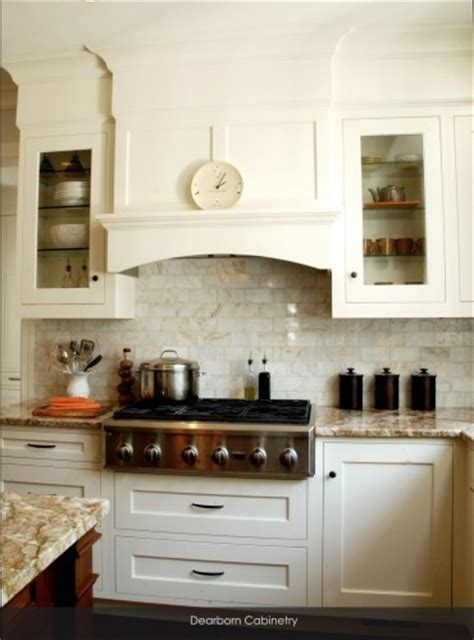 Kitchen Cabinet Hoods Ideas Kitchens Pinterest