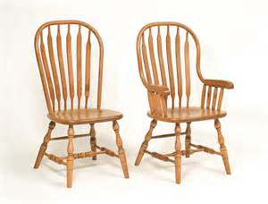 Amish Oak Dining Chairs Amish Dining Chair Dutchcrafters Solid Oak Chairs