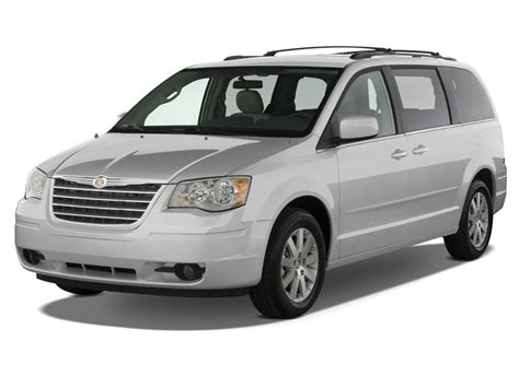 used chrysler vans used chrysler town country vans minivans research used