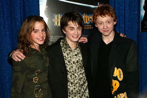 Film Con Emma Watson E Rupert Grint | emma watson daniel radcliffe e rupert grint alla premiere