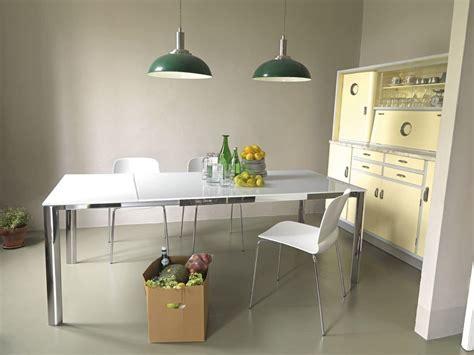 tavoli in vetro per cucina tavoli con piano antigraffio per cucina tavoli