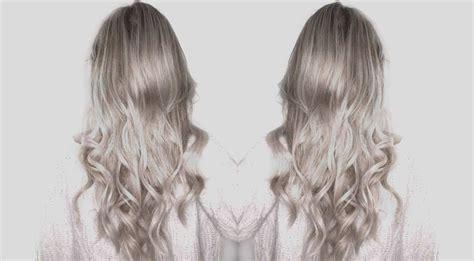 Blond Färben by Graue Haare F 228 Rben Der Haar Trend Zum Selbermachen