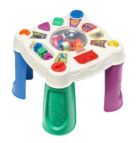table eveil fisher price jouet table d activit 233 s b 233 b 233 fisher price brillant basics