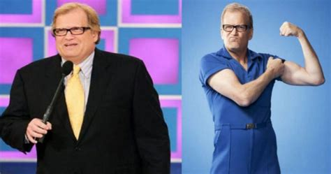 is drew carey gaining weight again drew shares how he lost so much weight pk baseline how