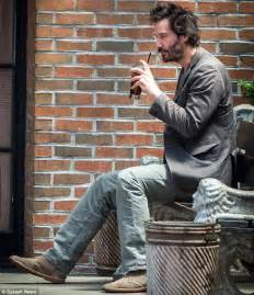 Sad Keanu Meme - keanu reeves has a solitary drink outside his nyc hotel