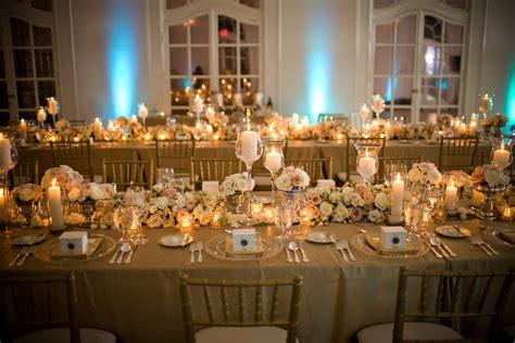 rental decorations for wedding receptions