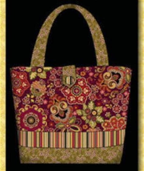 Patchwork Tote Bag Pattern Free - patchwork bags free patterns 171 free patterns