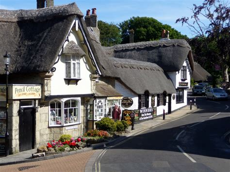 file pencil cottage and the thatch tea room shanklin